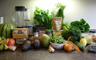 Day 1 of the Juice Cleanse – New Year, New You!