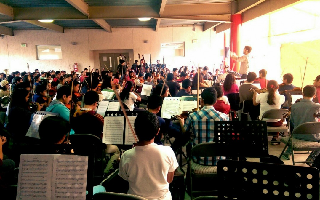 WBC collaborates with Tijuana Music School CAM