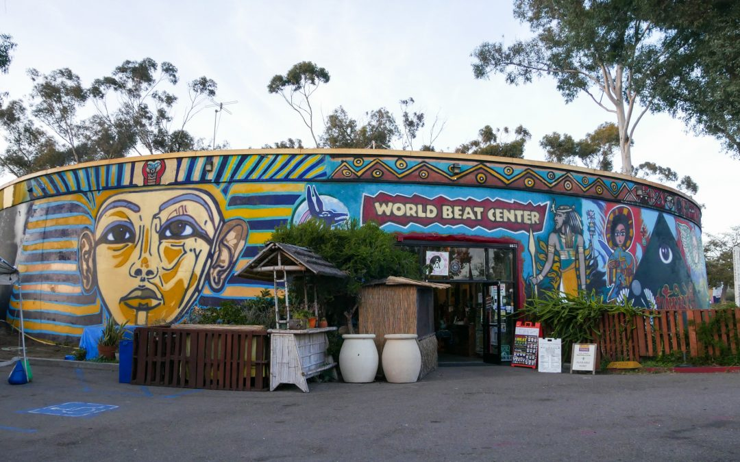 Come Celebrate WorldBeat Center's Birthday!