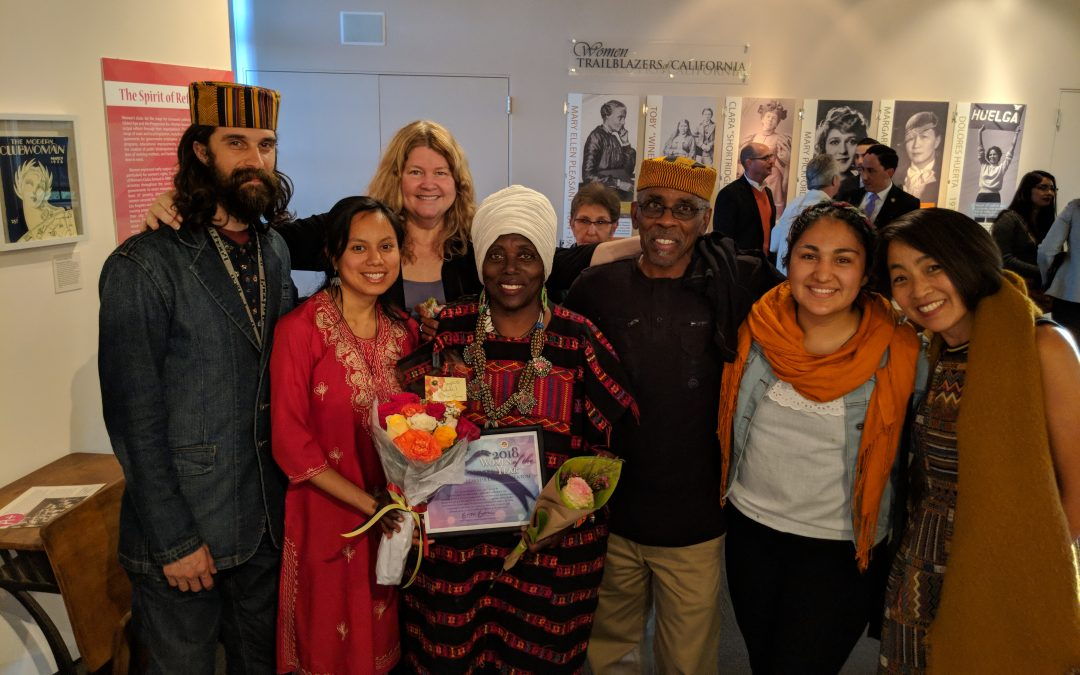 2018 Highlights at WorldBeat Center
