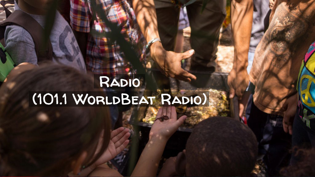 Radio (101.1 WorldBeat Radio)