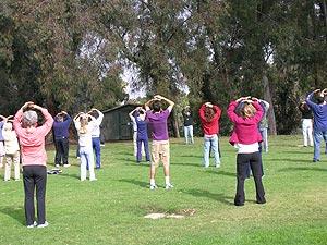 Emei Qigong Practice