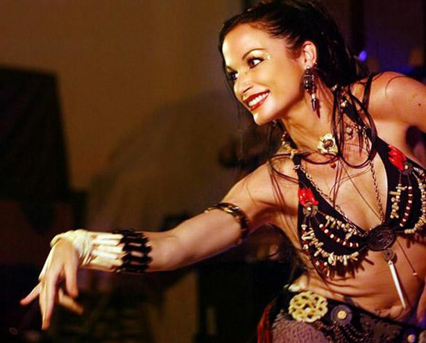 Tribal-Style Belly Dance Class