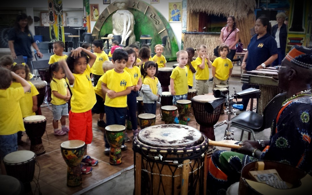 Children's West African Drumming Classes
