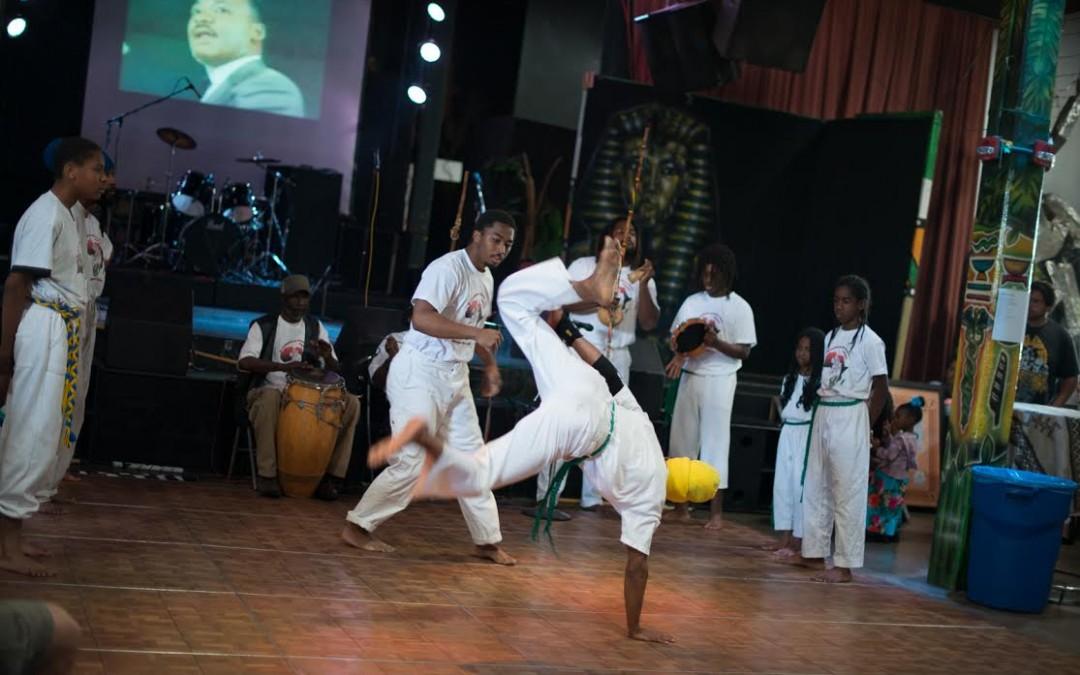 Capoeira Sao Bento Grande