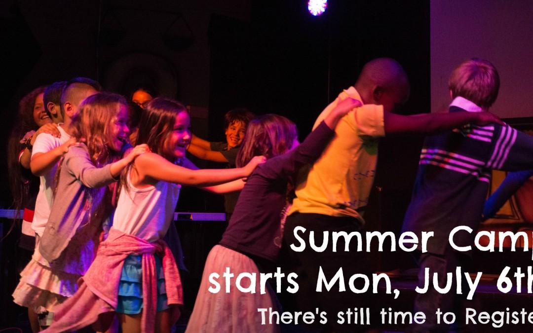 2015 Children's Summer Camp – Session 1