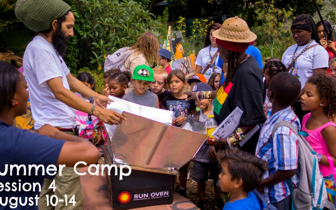 2015 Children's Summer Camp – Session 4