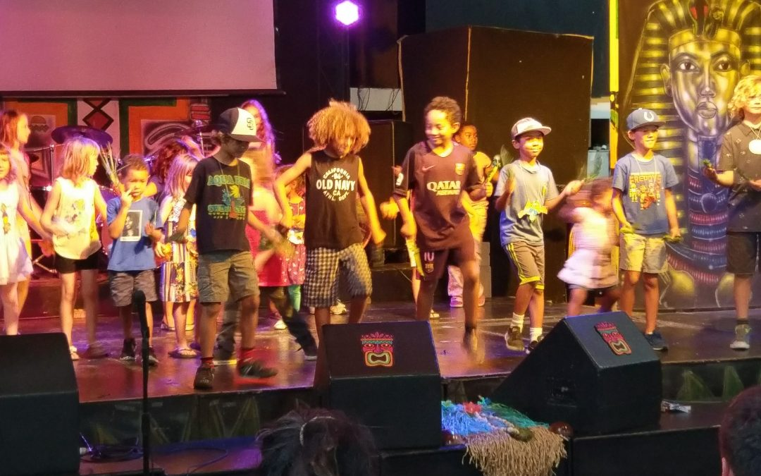 Children's Performing Arts and Science Summer Camp