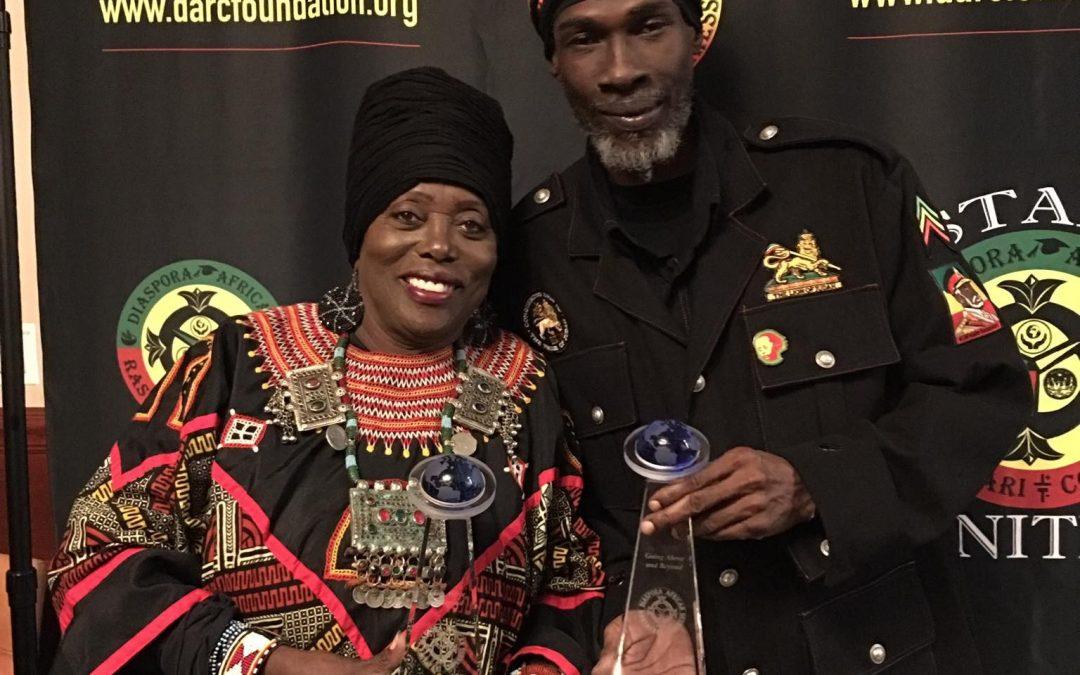 Reggae's Modern Day Prophet, Vaughn Benjamin